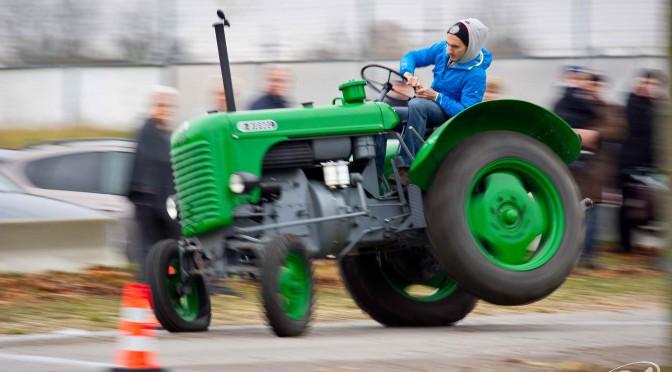 25. Traktorrennen Wolkersdorf 2016