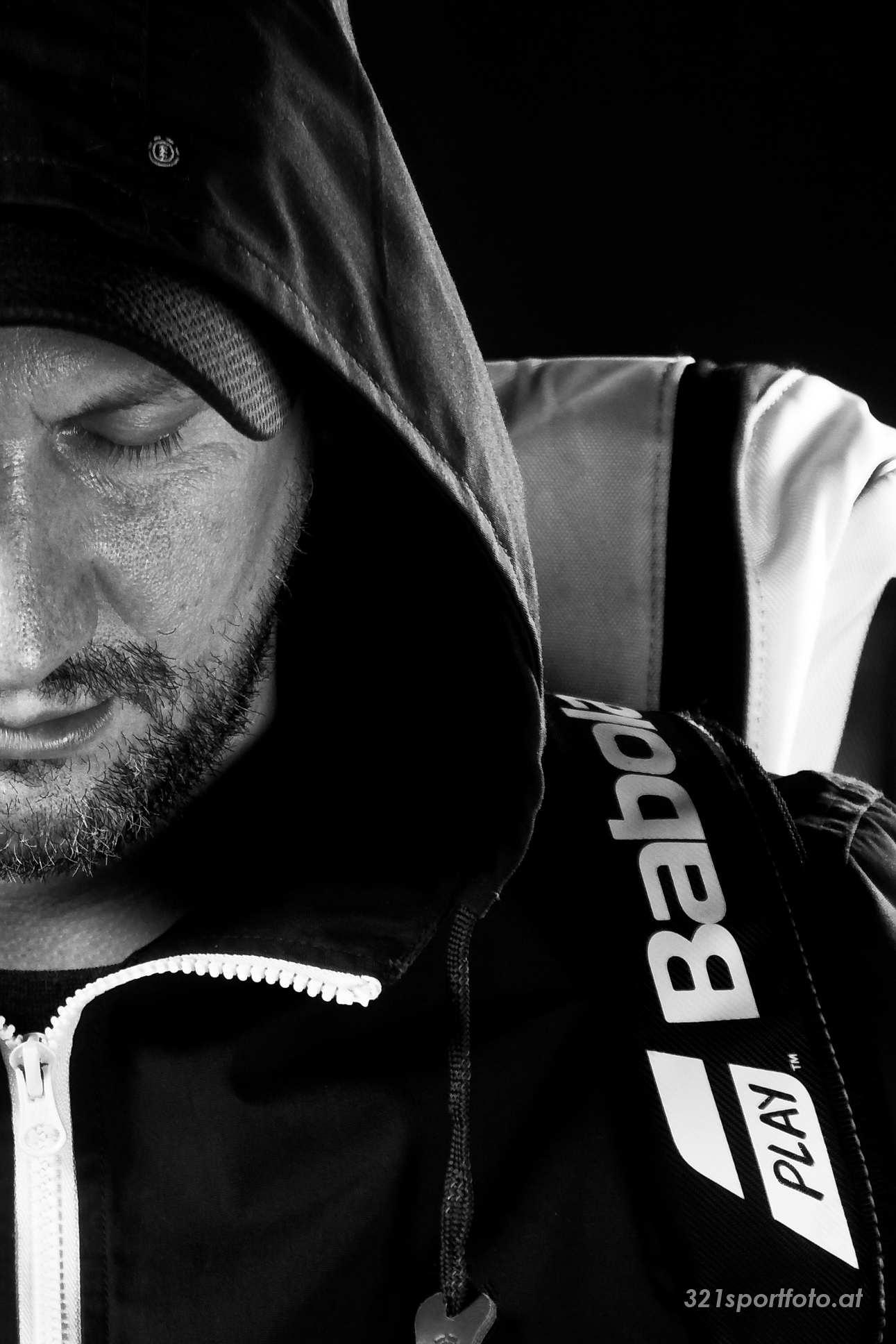 Porträt Tennisspieler 2018
