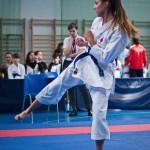 ASKÖ Wiener Karate Landesmeisterschaft 2018 in der Bernoullistraße 9, 1220 Wien