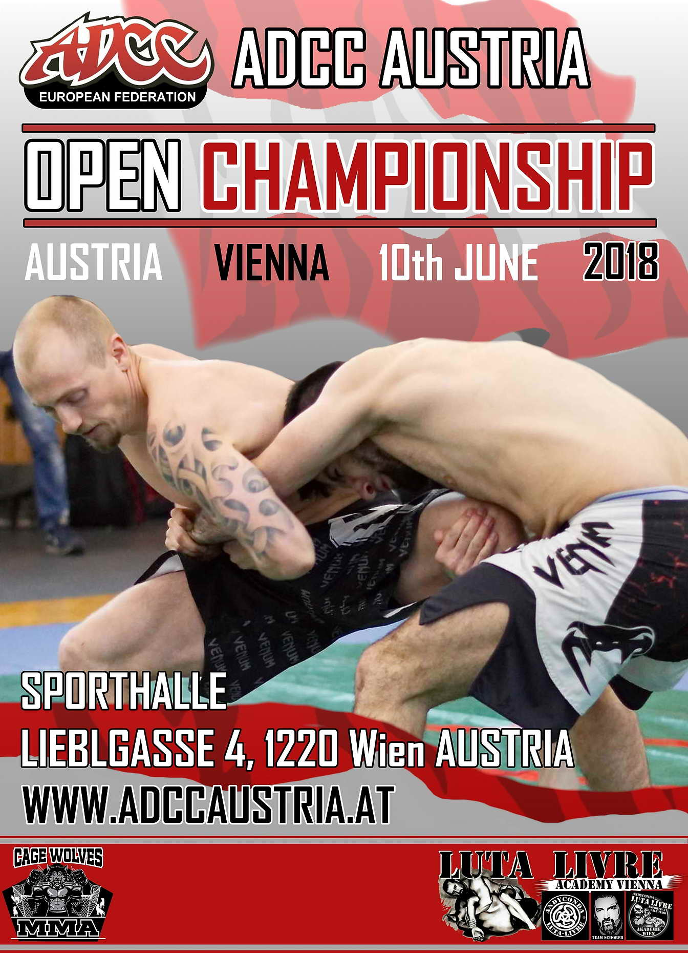 ADCC Open Championship 2018