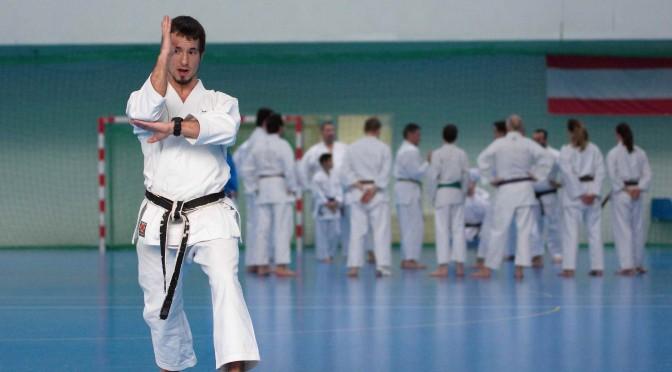 3. Karate Wien Tag 2018