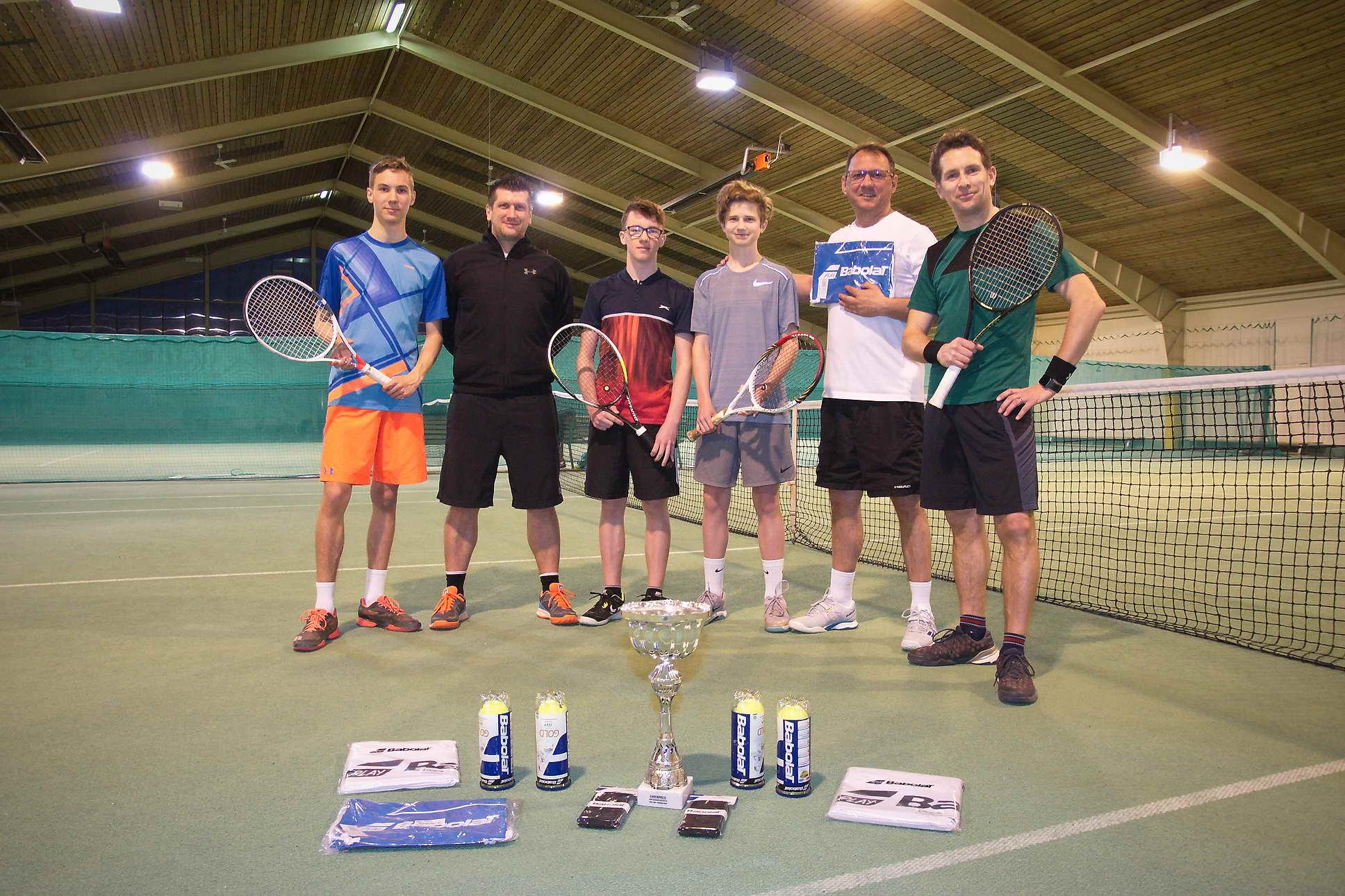 Tennis Wintercup UTC Wolkersdorf