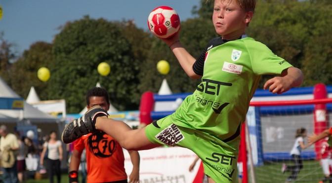 Tag des Sports 2014 – Verschiedene Sportarten