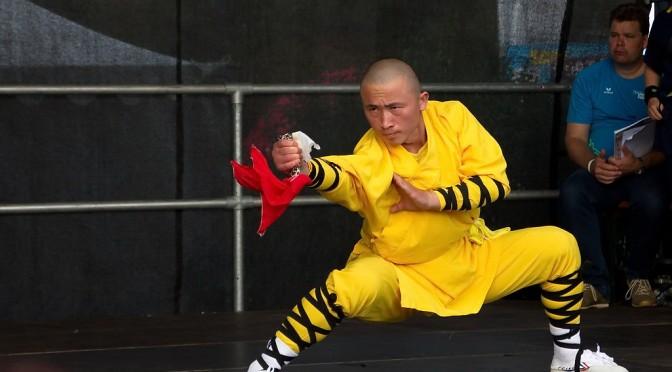 Tag des Sports 2014 – Shaolin Kung Fu